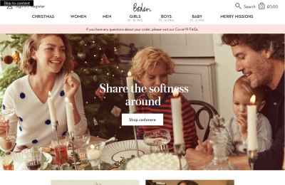 Official Boden UK Website