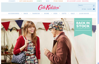 Official Cath Kidston UK Website