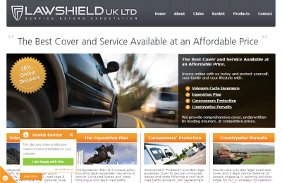 Official LawShield Direct UK Website